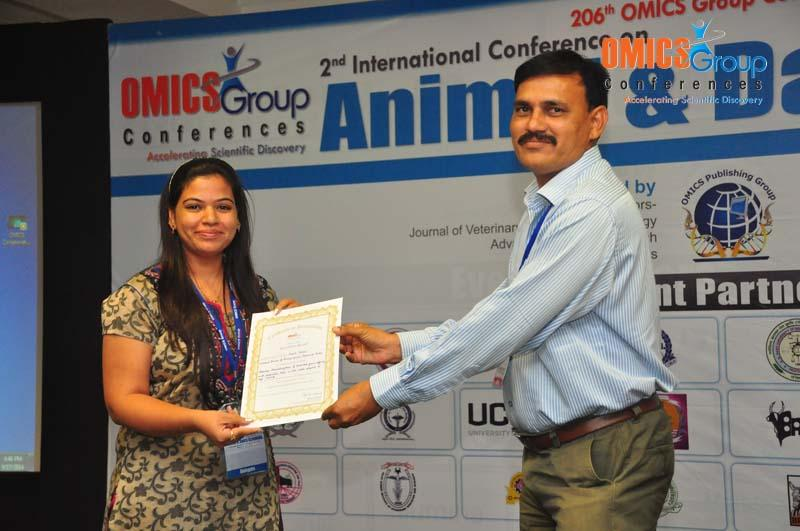 neha-gupta-banaras-hindu-university-india-animal-science-conference-2014-omics-group-international-2-1442906261.jpg